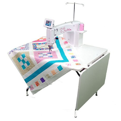 Handi Quilter Sweet Sixteen Long Arm Quilting Machine Reviews : tin lizzie quilting machine reviews - Adamdwight.com
