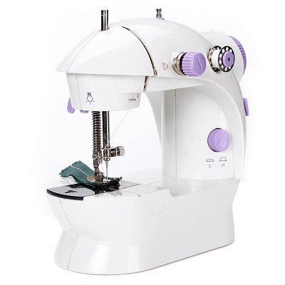 KINGSO Multifunction Electric Mini Sewing Machine