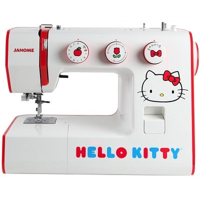 Janome Hello Kitty 15822