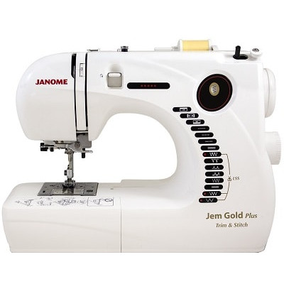 Janome Jem Gold Plus 661