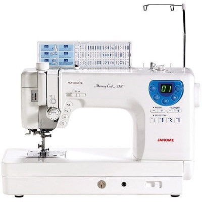 Janome MC-6300P Quilting Machine